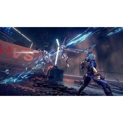 Astral Chain Nintendo Switch   Nintendo Switch Supported   ESRB Rated T (Teen)   Adventure & Strategy   Full Control Over Two Characters At Once   Quick & Seamless CO OP Action