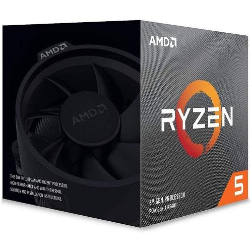 AMD Ryzen 5 3600X Unlocked Desktop Processor W/ Wraith Spire Cooler   6 Cores & 12 Threads   3.8 GHz  4.4 GHz CPU Speed   32MB L3 Cache   7nm Process Technology   Socket AM4 Processor