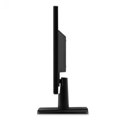 "HP 20KD 19.5"" LED Backlit Monitor Black   1440 X 900 60Hz WXGA Display   8 Ms Response Time   LED Backlight Technology   In Plane Switching Technology   VGA & DVI D Inputs"