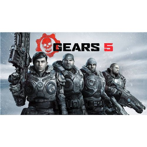 Gears 5 Standard Edition Xbox One   Xbox One Console Exclusive   ESRB Rated Mature (17+)   Action/Adventure Game   Delivers Brutal Action Across 5 Modes   Multiplayer Supported