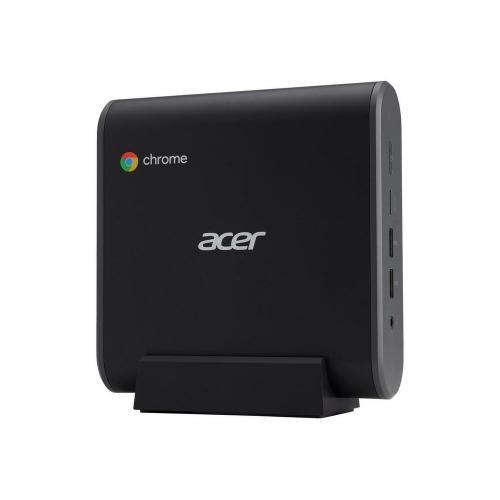Acer CXI3 Chromebox Intel Core i3-8130U 8GB RAM 64GB SSD - 8th Gen i3-8130U Dual-core - Intel UHD Graphics 620 - 802.11ac WLAN - 90 W Power Supply - Chrome OS