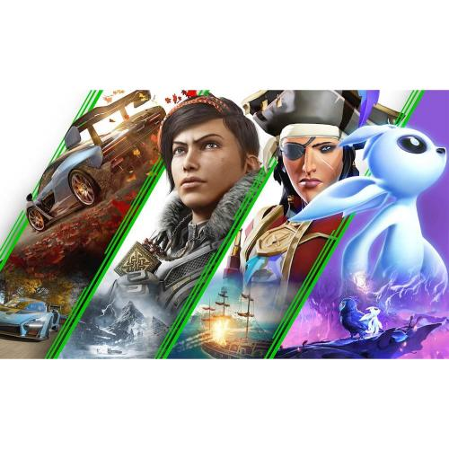 Xbox Game Pass Ultimate 3 Month Membership (Email Delivery)   Includes Xbox Live Gold   Access To Over 100 High Quality Games   Xbox One Supported   Windows 10 PC Supported   Access To Exclusive Member Deals & Discounts