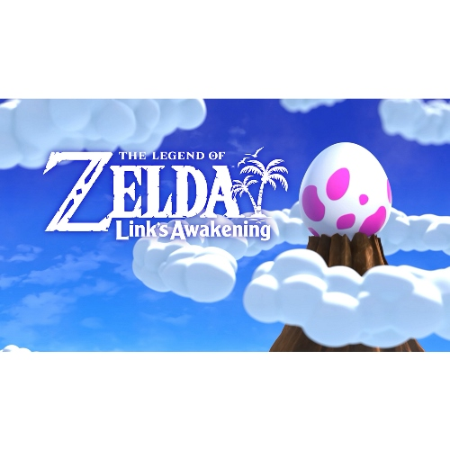Legend Of Zelda Links Awakening Nintendo Switch   Action/Adventure Game   ESRB Rated E (Everyone)   For Nintendo Switch   Earn Chambers & Complete Objectives   Meet & Interact With Unique Locals   Explore Koholint Island & Collect Instruments