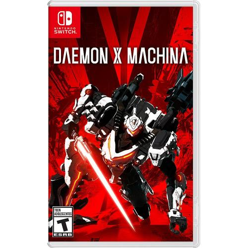 DAEMON X MACHINA Nintendo Switch - Nintendo Switch Supported - ESRB Rated T (Teen 13+) - Action/Adventure Game - Multiplayer Supported - The Best Mech Action Game