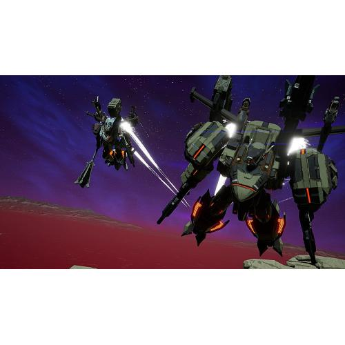 DAEMON X MACHINA Nintendo Switch   Nintendo Switch Supported   ESRB Rated T (Teen 13+)   Action/Adventure Game   Multiplayer Supported   The Best Mech Action Game