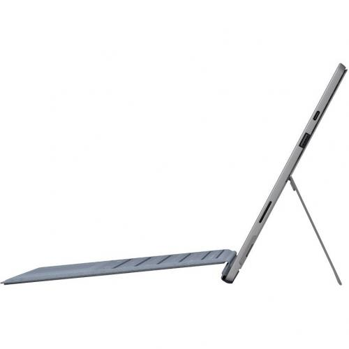 Microsoft Surface Pro Signature Type Cover Ice Blue   Full Keyboard Experience   Ultra Slim And Portable   Large Trackpad For Precise Control   Optimum Key Spacing For Fast Typing   Enhanced Magnetic Stability