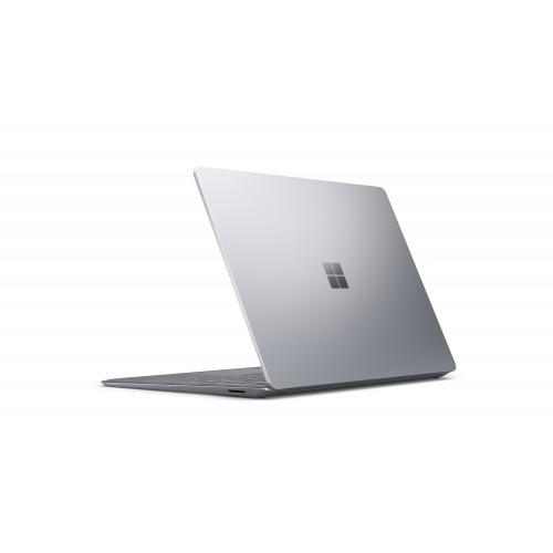 "Microsoft Surface Laptop 3 13.5"" Intel Core I5 8GB RAM 128GB SSD Platinum With Alcantara   10th Gen I5 1035G7 Quad Core   Touchscreen   Intel Iris Plus Graphics   Windows 10 Home   11.5 Hr Battery Life"