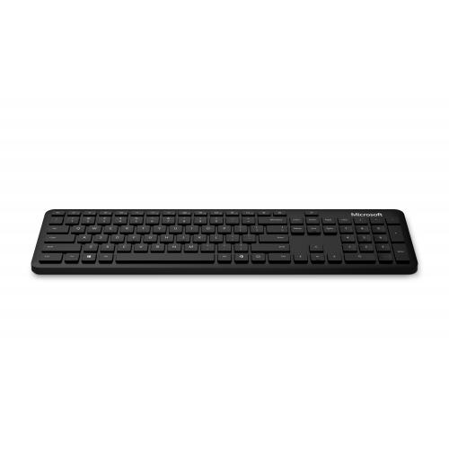 Microsoft Bluetooth Keyboard Black   Wireless Connectivity   Bluetooth   32.81 Ft   2.40 GHz   English   Windows   Compatible With Computer And Notebook