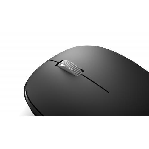 Microsoft Bluetooth Mouse Matte Black   Wireless   Bluetooth   2.40 GHz   1000 Dpi   Scroll Wheel   4 Button(s)