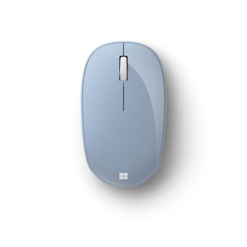 Microsoft Bluetooth Mouse Pastel Blue   Wireless   Bluetooth   2.40 GHz   1000 Dpi   Scroll Wheel   4 Button(s)