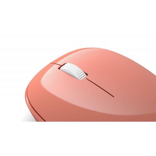 Microsoft Bluetooth Mouse Peach   Wireless   Bluetooth   2.40 GHz   1000 Dpi   Scroll Wheel   4 Button(s)