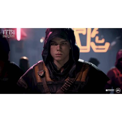 Star Wars: Jedi Fallen Order PlayStation 4   PS4 Supported   ESRB Rated T (Teen 13+)   Action/Adventure Game   Online Multiplayer Supported   Embrace The Force