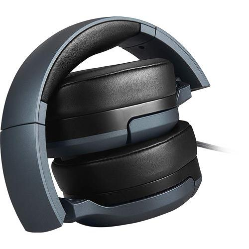 MSI IMMERSE GH50 Gaming Headset   Stereo Sound Mode   2.0 USB Wired Connector   20 KHZ Maximum Frequency Response   Sturdy Metal Construction And Fold Able Headband Design   Detachable Microphone   Carry Pouch Included