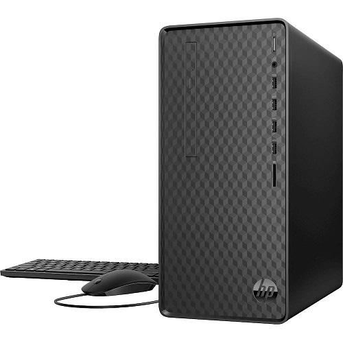 HP Desktop Computer AMD Ryzen 3-3200G 8GB RAM 512GB SSD - AMD Ryzen 3-3200G Quad-core - USB Keyboard & Mouse included - AMD Radeon Vega 8 Graphics - Re-writable DVD Drive - Windows 10 Home