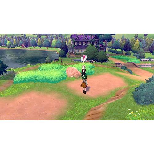 Nintendo Pokemon Sword   For Nintendo Switch   ESRB Rated E (Everyone)   Role Playing Game   Releases On 11/15/2019   Become A Pokemon Trainer