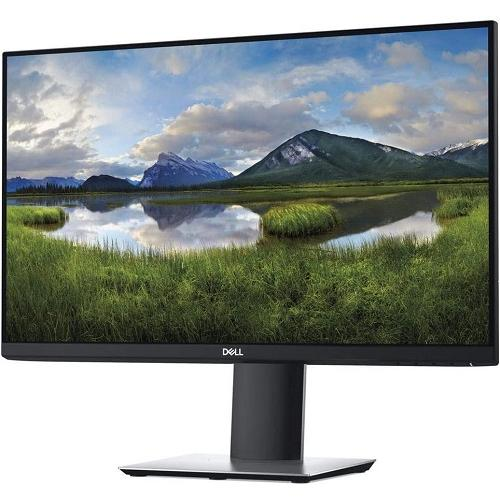 "Dell P2719H 27"" LED LCD Monitor - 1920 x 1080 FHD Display @ 60 Hz - 5 ms response time (fast) - In-plane Switching (IPS) Technology - Flicker-free Technology - HDMI, VGA, & DisplayPort"
