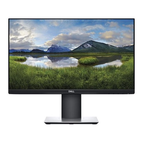"Dell P2719H 27"" LED LCD Monitor   1920 X 1080 FHD Display @ 60 Hz   5 Ms Response Time (fast)   In Plane Switching (IPS) Technology   Flicker Free Technology   HDMI, VGA, & DisplayPort"