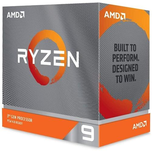 AMD Ryzen 9 3950X Unlocked Desktop Processor - 16 Cores & 32 Threads - 3.5 GHz- 4.7 GHz Clock Speed - 7 nm Process Technology - Socket AM4 Processor - 64MB L3 Cache