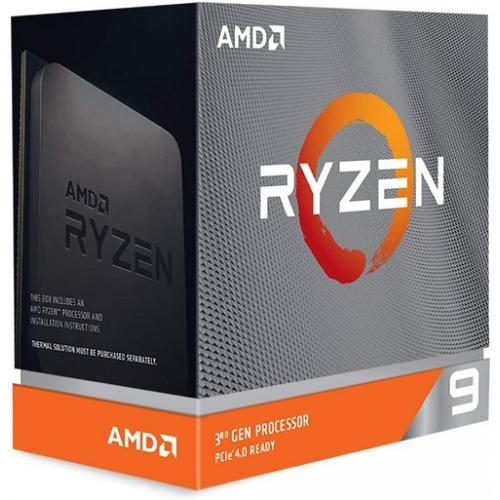 AMD Ryzen 9 3950X Unlocked Desktop Processor   16 Cores & 32 Threads   3.5 GHz  4.7 GHz Clock Speed   7 Nm Process Technology   Socket AM4 Processor   64MB L3 Cache
