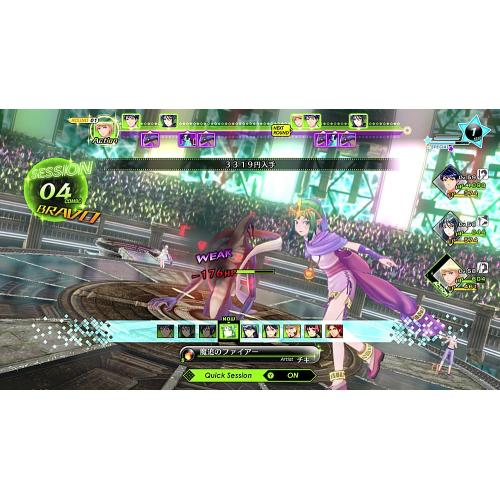 Tokyo Mirage Session #FE Encore Nintendo Switch   Nintendo Switch Supported   ESRB Rated T (Teen 13+)   Role Playing Game (RPG)   Single Player Game   Standard Edition