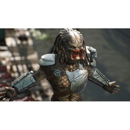 Predator: Hunting Grounds PS4   For PlayStation 4   ESRB Rated M (Mature 17+)   First Person Shooter   Multiplayer Supported   Hunt Or Be Hunted