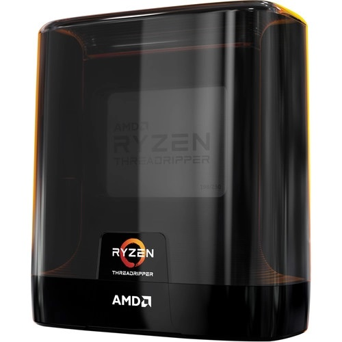 AMD Ryzen Threadripper 3990X Unlocked Desktop Processor - 64 Cores & 128 Threads - 2.9 GHz- 4.3 GHz CPU Speed - 256 MB L3 Cache - PCIe 4.0 Ready - NVMe RAID Support