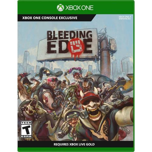Bleeding Edge Xbox One - For Xbox One - ESRB Rated T (Teen 13+) - Multiplayer Online Battle Arena Game - Online Multiplayer Supported - Choose your favorite fighter!