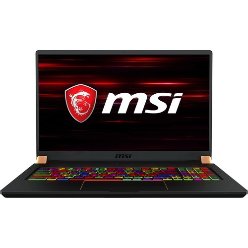 "MSI GS75 17.3"" Gaming Laptop Core i7-10750H 32GB RAM 512GB SSD 300Hz RTX 2080 Super Max-Q 8GB - 10th Gen i7-10750H Hexa-core - NVIDIA GeForce RTX 2080 Super Max-Q 8GB - 300 Hz Refresh Rate - Up to 5.00 GHz CPU Speed - Windows 10 Pro"