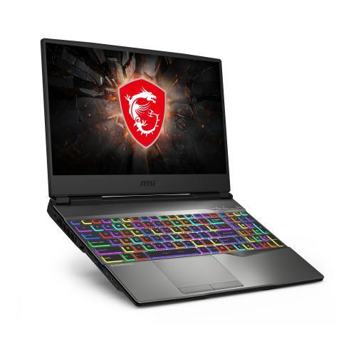 "MSI GP65 Leopard 15.6"" Gaming Laptop Core i7-10750H 16GB RAM 512G SSD RTX 2060 6GB - 10th Gen i7-10750H Hexa-core - NVIDIA GeForce RTX 2060 6GB - 144 Hz Refresh Rate - 3ms Response Time - Windows 10 (Multi-Language)"