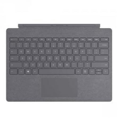 Microsoft Surface 65W Power Supply+Surface Pro Signature Type Cover Platinum