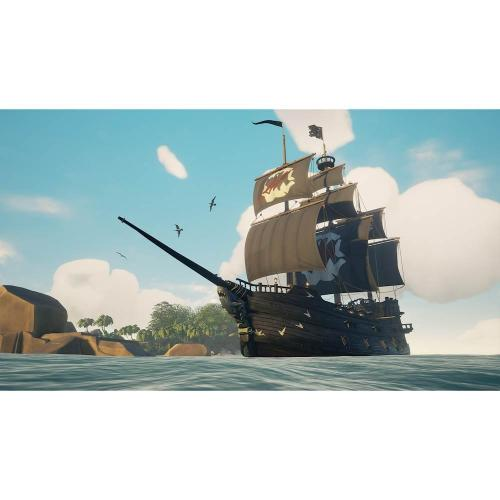 Sea Of Thieves: Anniversary Edition Xbox One   Xbox One Exclusive   ESRB Rated T (Teen 13+)   Action/Adventure Game   Multiplayer Supported   Anniversary Edition