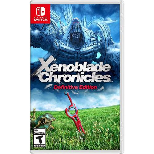Nintendo Xenoblade Chronicles Definitive Edition