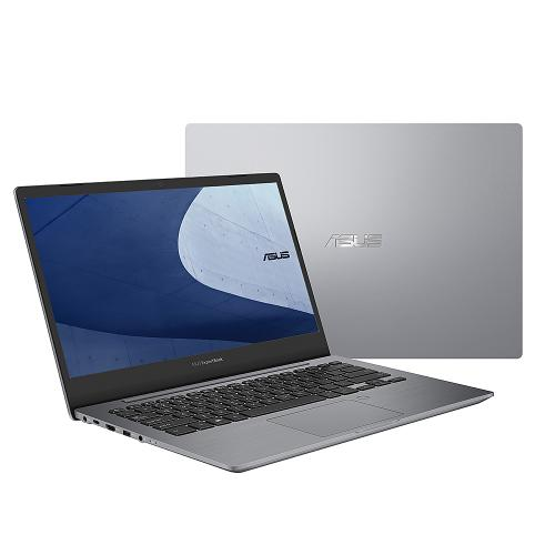 "ASUS ExpertBook P5440 14"" Laptop Intel Core i5 8GB RAM 256GB SSD Slab Gray - 8th Gen i5-8265U Quad-core - 180 Degree Hinge for collaboration - Military-grade durability - Weighs only 2.69 lbs - Windows 10 Pro"