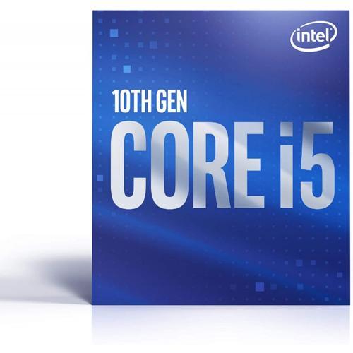 Intel Core i5-10600KF Unlocked Desktop Processor - 6 cores & 12 threads - Up to 4.8 GHz Turbo Speed - 12MB Intel Smart Cache - Socket FCLGA1200 - 128GB DDR4 Max Memory