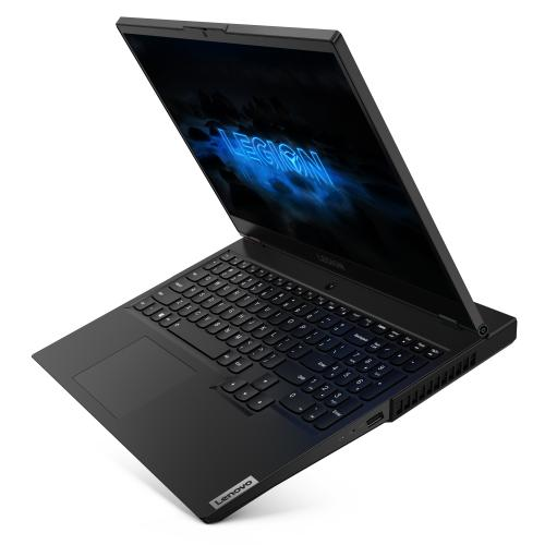 "Lenovo Legion 5 15.6"" Gaming Laptop Intel Core i7-10750H 8GB RAM 256GB SSD GTX 1650Ti 4GB Phantom Black - 10th Gen i7-10750H Hexa-core - NVIDIA GeForce GTX 1650Ti 4GB - 100% sRGB Gamut - WVA Panel (wide viewing angle) - Windows 10 Home"
