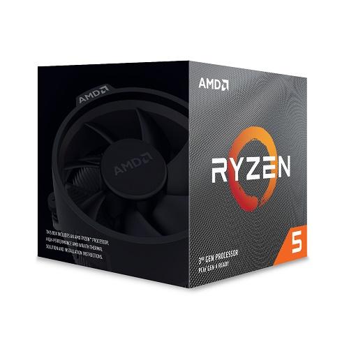 Ryzen 5 3600XT with Wraith Spire