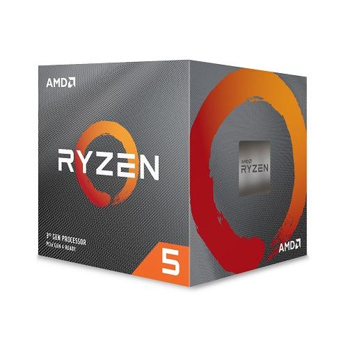AMD Ryzen 5 3600XT Unlocked Desktop Processor W/ Wraith Spire Cooler   6 Cores & 12 Threads   Wraith Spire Cooler   3.8 GHz  4.5 GHz Clock Speed   PCIe 4.0 Ready   7nm Process Technology