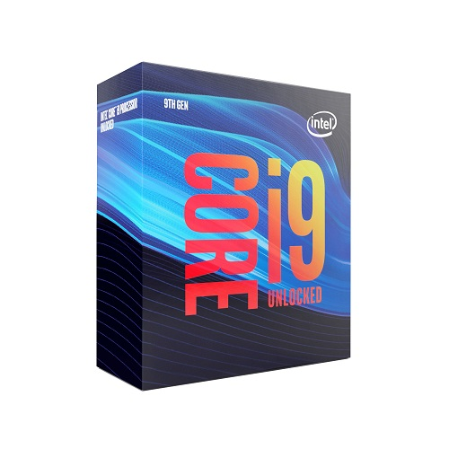 Intel Core I9 9900K Desktop Processor 8 Cores Up To 5.0GHz Unlocked LGA1151 300 Series 95W