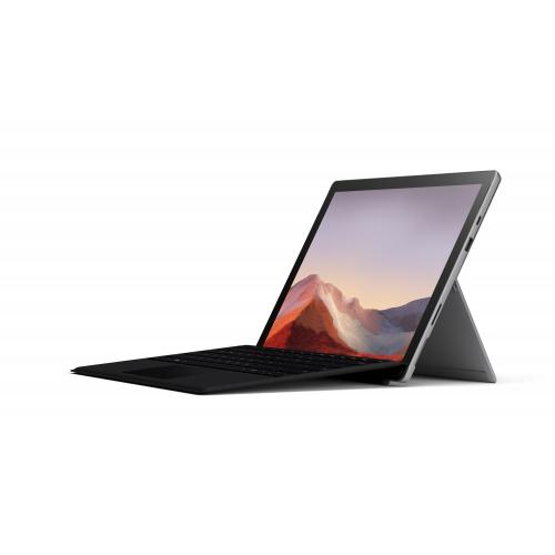 """Microsoft Surface Pro 7 12.3"""" Intel Core I5 8GB RAM 128GB SSD Platinum + Surface Pro Signature Type Cover Black+Surface Pen Charcoal+Microsoft 365 Personal 1 Year Subscription For 1 User"""