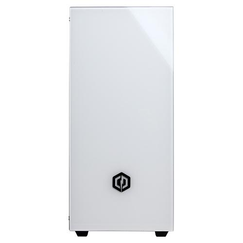 CyberPowerPC Gamer Xtreme Gaming Desktop Intel Core I7 16GB RAM 240GB SSD + 2TB HDD White   Intel Core I7 10700 2.9 GHz   NVIDIA GeForce GTX 1660 SUPER 6GB   USB Keyboard & Mouse Included   Tempered Glass Side Panel   Windows 10 Home