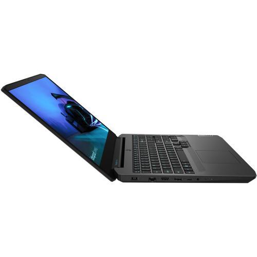 "Lenovo IdeaPad Gaming 3 15.6"" Gaming Laptop 120Hz Ryzen 5 4600H 8GB RAM 256GB SSD GTX 1650 4GB   AMD Ryzen 5 4600H Hexa Core   NVIDIA GeForce GTX 1650 4GB GDDR6   120 Hz Refresh Rate   In Plane Switching (IPS) Technology   Windows 10 Home"