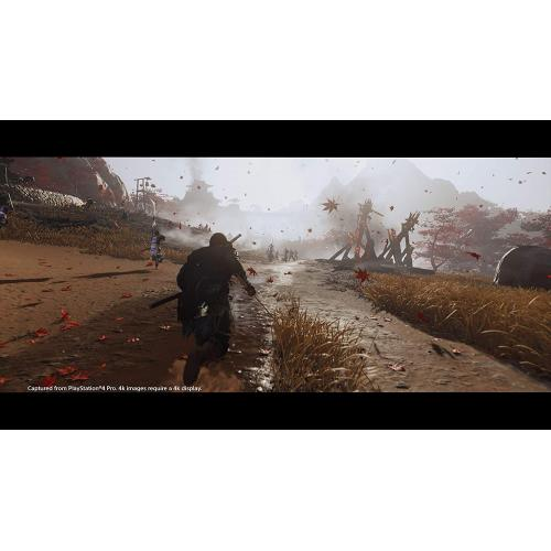 Ghost Of Tsushima   Standard Edition PlayStation 4   PS4 Exclusive   ESRB Rated M (Mature 17+)   Action/Adventure Game   Single Player Game