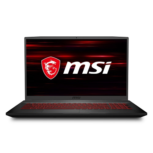 "MSI GF75 Thin 17.3"" Gaming Laptop Core I7 10750H 8GB RAM 512GB SSD 144Hz GTX 1650 4GB + Microsoft 365 Personal 1 Year Subscription For 1 User"