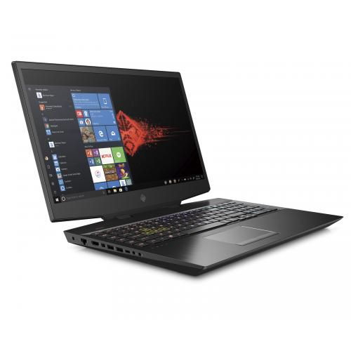"""HP OMEN 17 17.3"""" Gaming Laptop 144Hz I7 10750H 12GB RAM 512GB SSD RTX 2070 8GB   10th Gen I7 10750H Hexa Core   NVIDIA GeForce RTX 2070 8GB   144 Hz Refresh Rate   Up To 4 Hr 15 Min Battery Life   4 Zone RGB Backlit  26 Key Rollover Anti Ghosting"""
