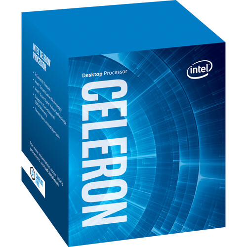 Intel Celeron G5905 Desktop Processor 2 Cores 3.5 GHz LGA1200 (Intel 400 Series chipset) 58W