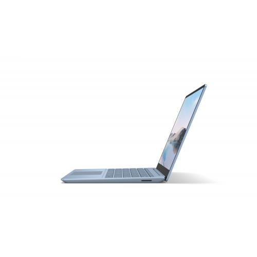 """Microsoft Surface Laptop Go 12.4"""" Intel Core I5 8GB RAM 128GB SSD Ice Blue   10th Gen I5 1035G1 Quad Core   Multi Point Touchscreen   Intel UHD Graphics   Windows 10 Home In S Mode   13 Hr Battery Life"""