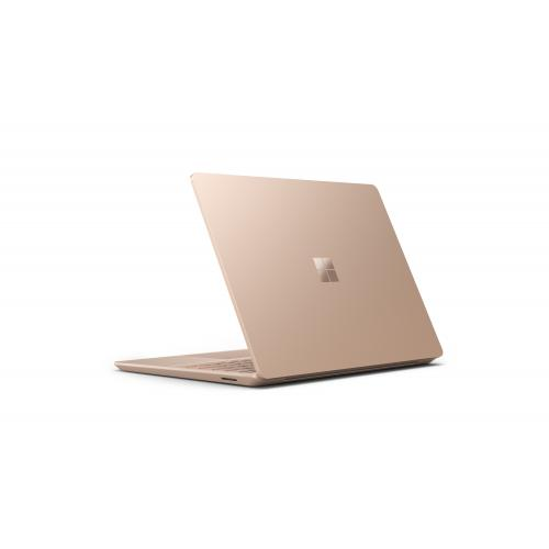 "Microsoft Surface Laptop Go 12.4"" Intel Core I5 8GB RAM 128GB SSD Sandstone   10th Gen I5 1035G1 Quad Core   Multi Point Touchscreen   Intel UHD Graphics   Windows 10 Home In S Mode   13 Hr Battery Life"