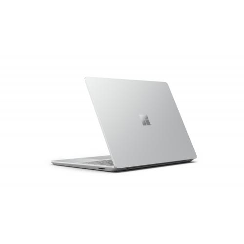 "Microsoft Surface Laptop Go 12.4"" Intel Core I5 8GB RAM 256GB SSD Platinum   10th Gen I5 1035G1 Quad Core   Multi Point Touchscreen   Intel UHD Graphics   Windows 10 Home In S Mode   13 Hr Battery Life"
