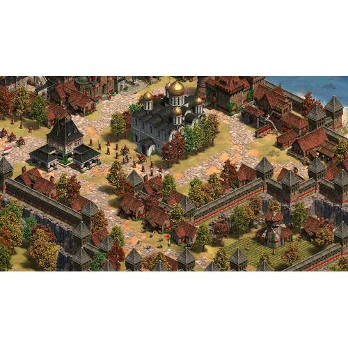 Age Of Empires II: Definitive Edition   For Windows Platforms   Digital Download   Rated T (Teen 13+)   Multiplayer   Turn Based Strategy