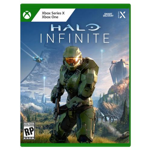 Halo Infinite Standard Edition - For Xbox One, Xbox Series X - Release Date: 12/8/2021 - Strategy & Shooter Game - Single & Multiplayer Supported